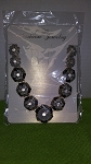 gray  n wht stone fashion necklace 1